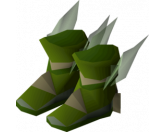 Pegasian Boots [Old School]