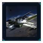 Anvil Hornet - LTI (LTI Ship)