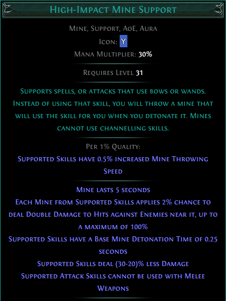 Shadow Saboteur Ball Lightning Mines 3 11 Path Of Exile Harvest The weapon physical dps calculator equation calculates the physical dps of a weapon in path of exile. shadow saboteur ball lightning mines 3